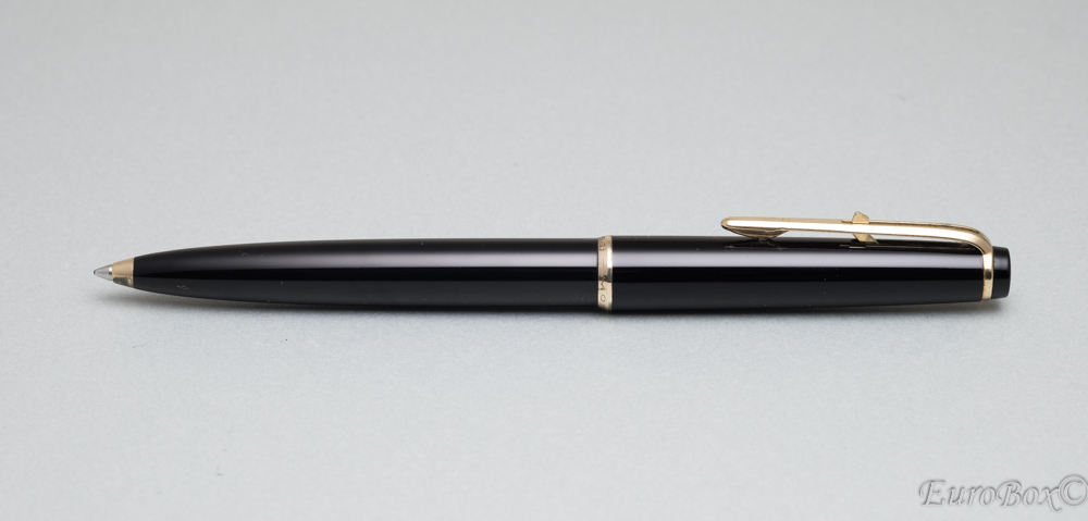 MB #164 Wine Red Burgundy Classique Rollerball Pen Gold Clip White Star